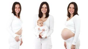 Treatment: women's health, before/during/after pregnancy with baby