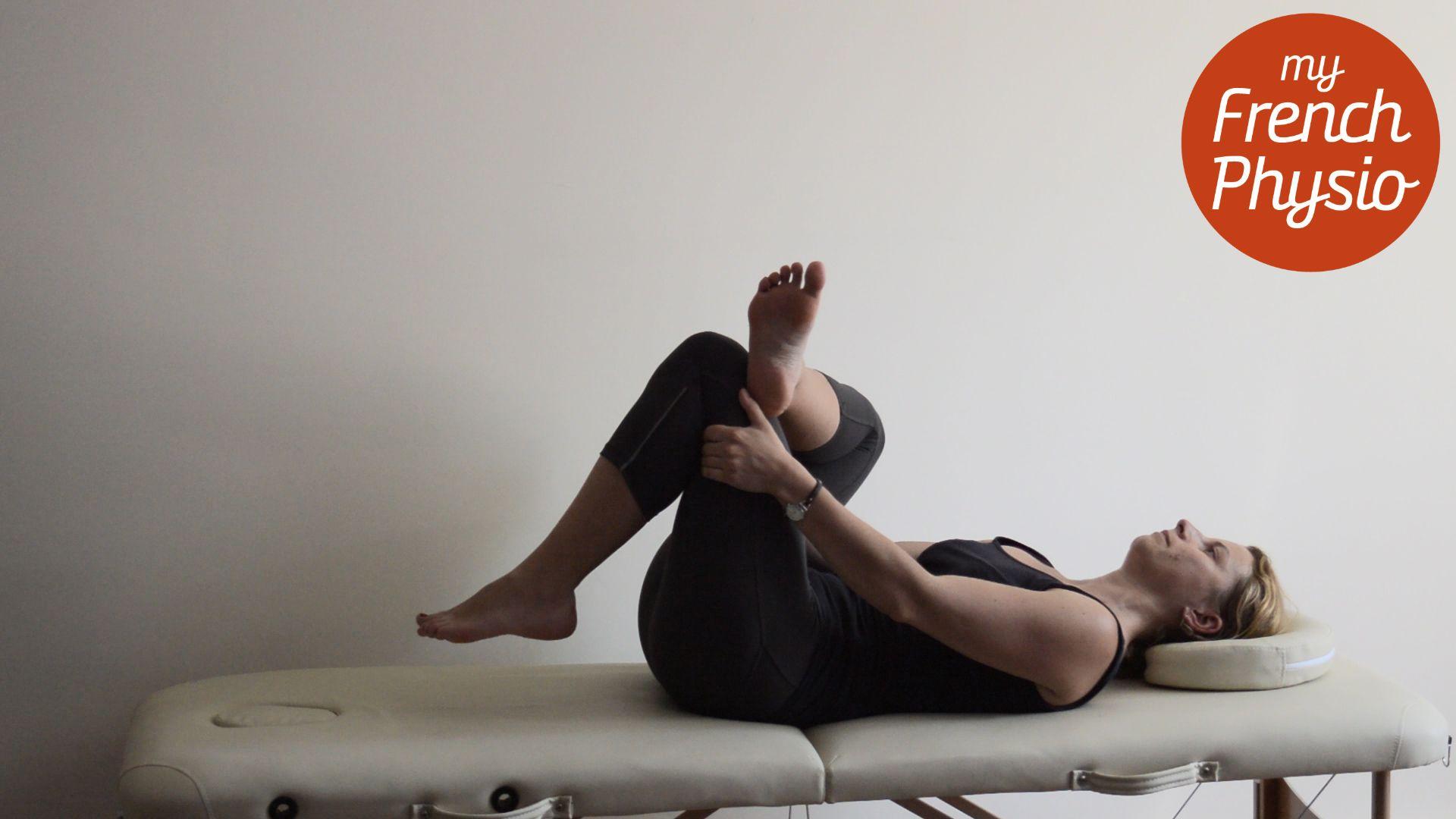 Les 6 exercices pour éviter les douleurs de bassin pendant la grossesse