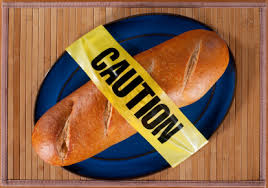 gluten intolerance can create bladder irritation