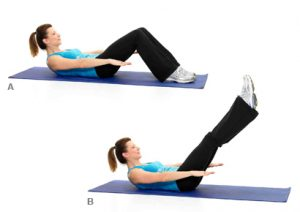 one hundred bad pilates exercise