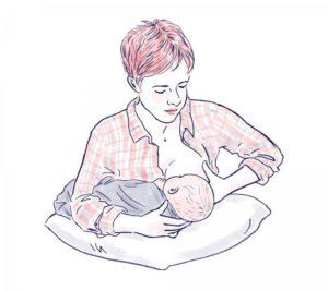 5 règles pour la mise en route de l'allaitement