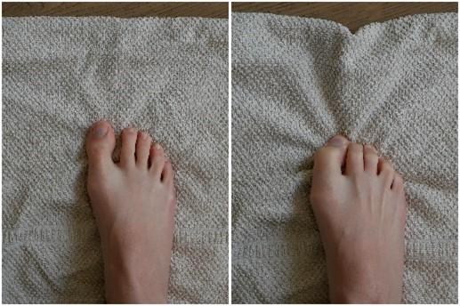 L'aponévrosite plantaire: Causes et Traitements? exercice contre douleur de pied