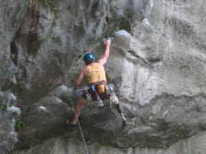 Mental Health Benefits of Rock Climbing Rock_climbing_prosthetic_leg